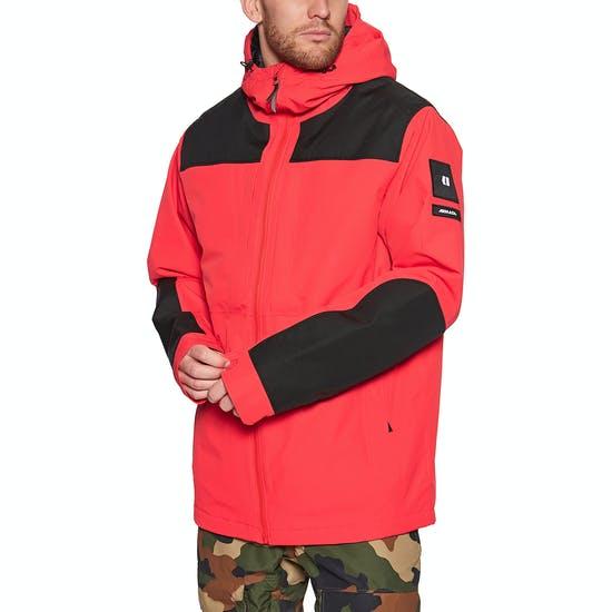 Armada Bergs Insulated red– מעיל סנובורד ארמדה ברגס מבודד אדום
