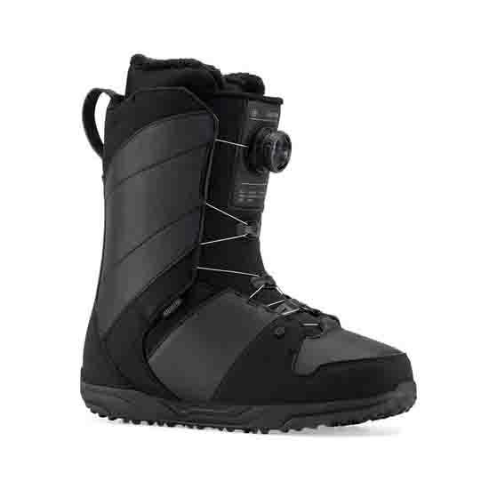 Ride Anthem black – נעל סנובורד רייד אנטם שחור