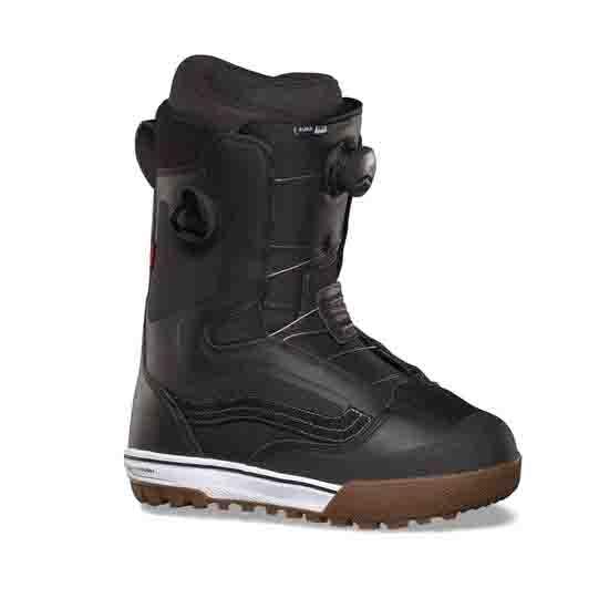 Vans Aura Pro black – נעל סנובורד ואנס אורה פרו שחור