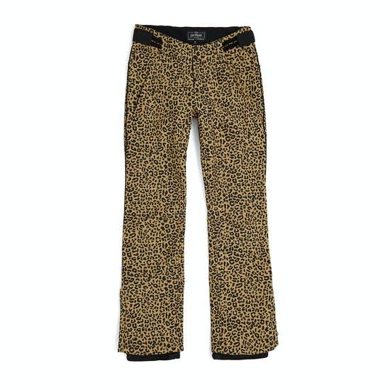 מכנסיים חליפת סנובורד נשים פרוטסט אנגל מנומר