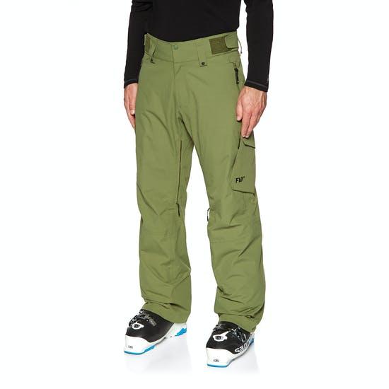 מכנס חליפת סקי פורוורד קטליסט ירוק