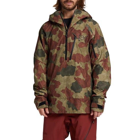 מעיל ברטון אנורק חליפות סקי