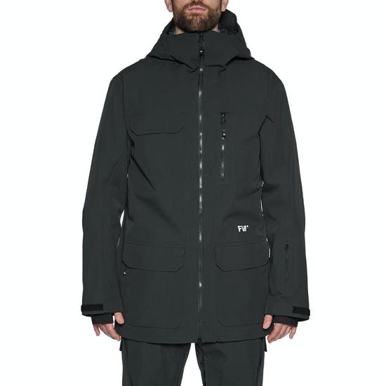 מעיל חליפת סקי פורוורד קטליסט שחור
