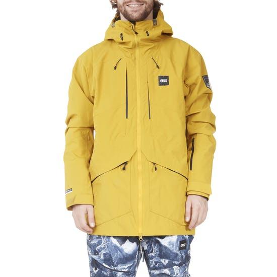 מעיל חליפת סקי פיקצר זפיר צהוב
