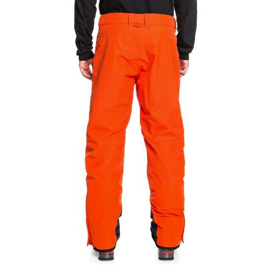 צQuiksilver Boundry - מכנסי סקי בזול צד אחורי