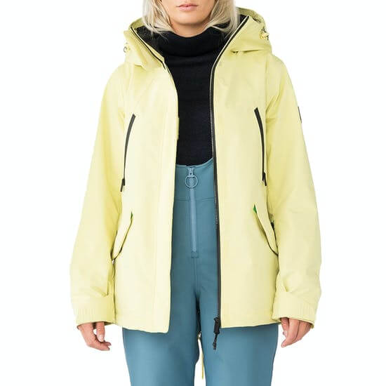 Holden Insulated Fishtail מעיל סקי לנשים צד קדמי