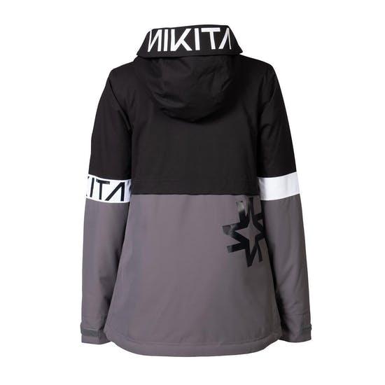 Nikita Lindan - מעיל סקי בזול לנשים צד אחורי