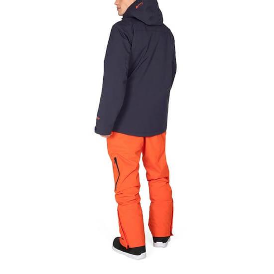 Protest Timo מעיל זול לסקי צד אחורי