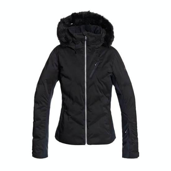 Roxy Snowstorm מעיל סקי טוב לנשים צד קדמי