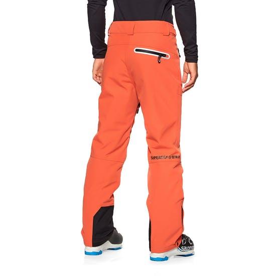 Superdry Freestyle - מכנסי סקי צד אחורי